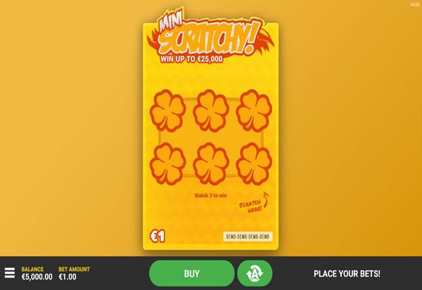 Scratchy Mini 777 Slots Bay game