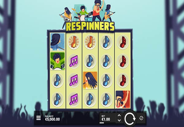 The Respinners 777 Slots Bay game