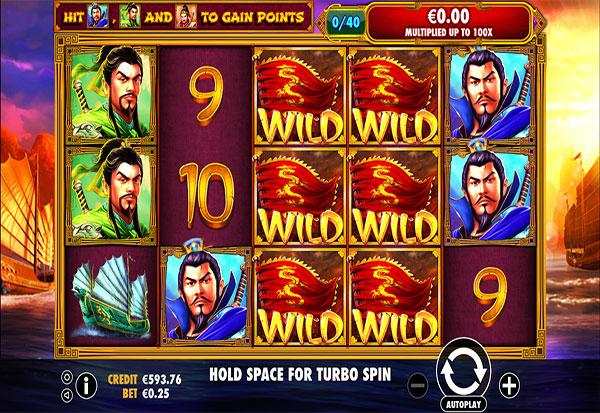 3 Kings 777 Slots Bay game