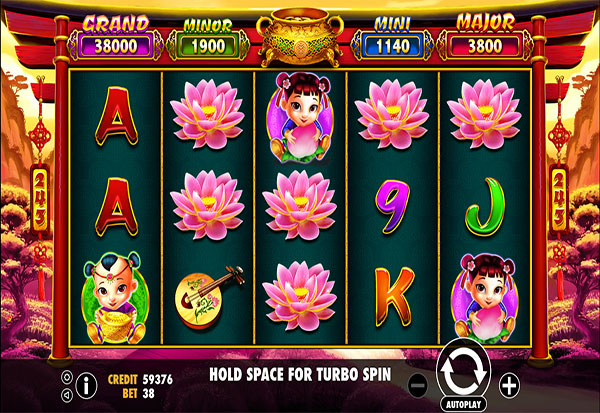 Caishen's Fortune 777 Slots Bay game