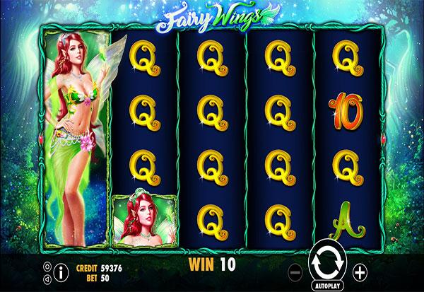 Fairy Wings 777 Slots Bay game