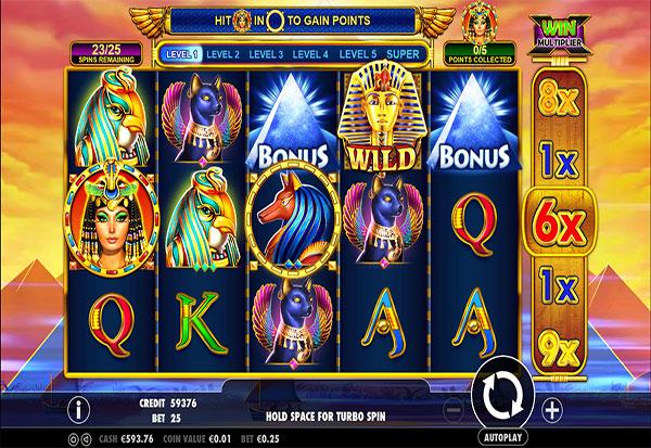 Golden Queen 777 Slots Bay game