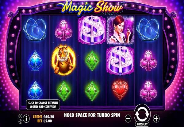 Magic Show 777 Slots Bay game