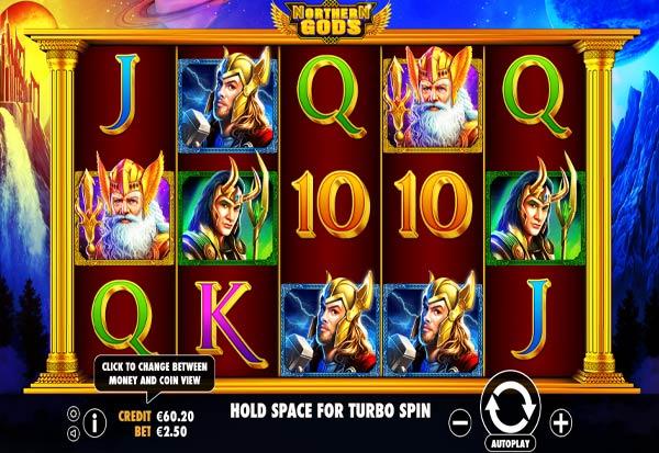 Northern Gods 777 Slots Bay game