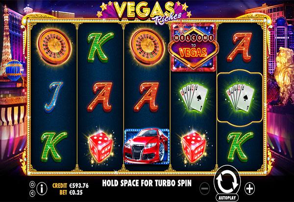 Vegas Riches 777 Slots Bay game