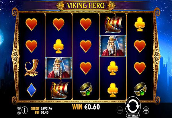 Viking Hero 777 Slots Bay game