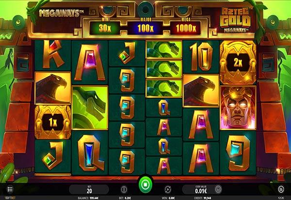 Aztec Gold Megaways 777 Slots Bay game