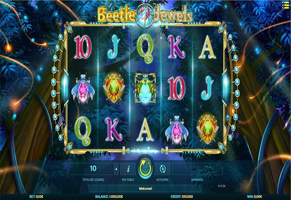 Beetle Jewels 777 Slots Bay game