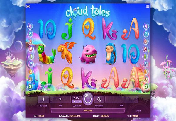 Cloud Tales 777 Slots Bay game