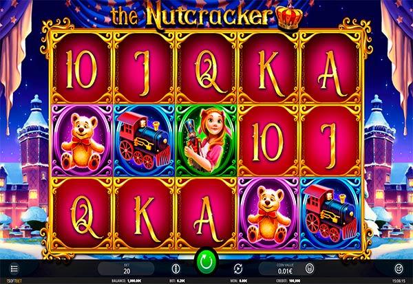 Nutcracker 777 Slots Bay game