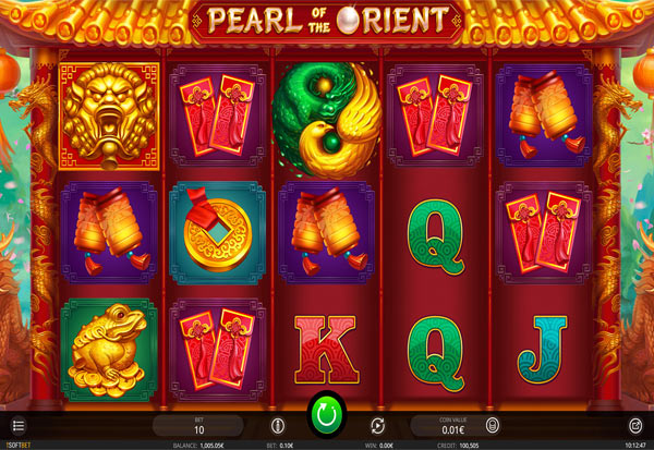 Pearl Of The Orient 777 Slots Bay game