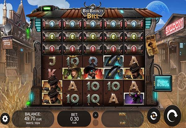 Big Bounty Bill 777 Slots Bay game