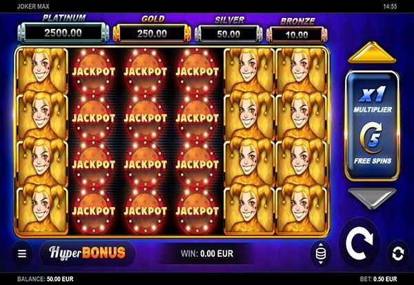 Joker max 777 Slots Bay game