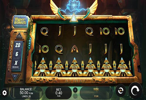 Temple of heroes 777 Slots Bay game