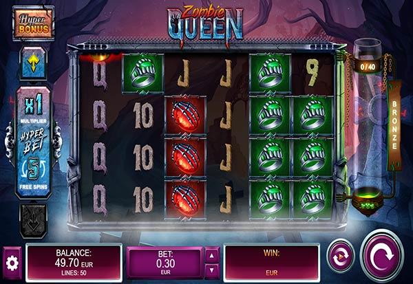 Zombie Queen 777 Slots Bay game