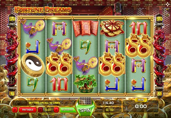 Fortune Dreams 777 Slots Bay game