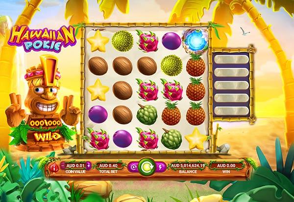 Hawaiian Pokie 777 Slots Bay game