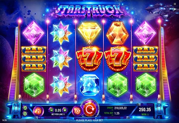 Starstruck 777 Slots Bay game