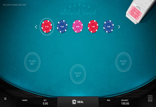 Blackjack 777 Slots Bay game