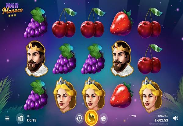 Fruit Monaco 777 Slots Bay game