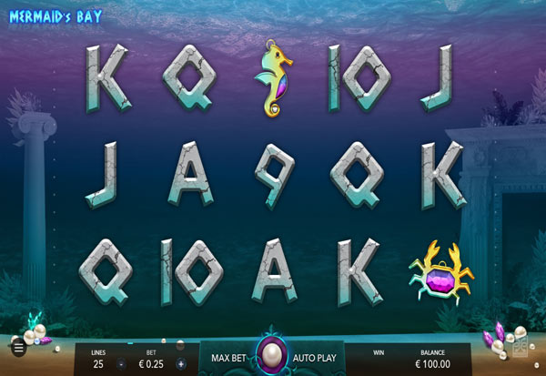 Mermaids Bay 777 Slots Bay game