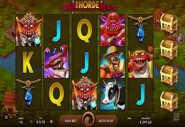 Red Horde 777 Slots Bay game