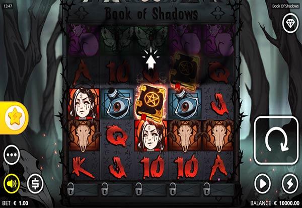 Book of Shadows 777 Slots Bay game