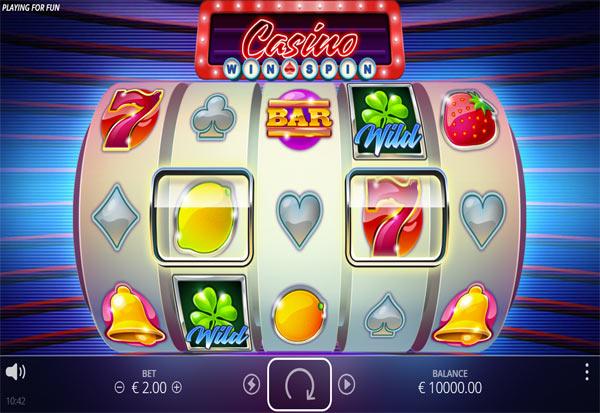 Casino Win Spin 777 Slots Bay game