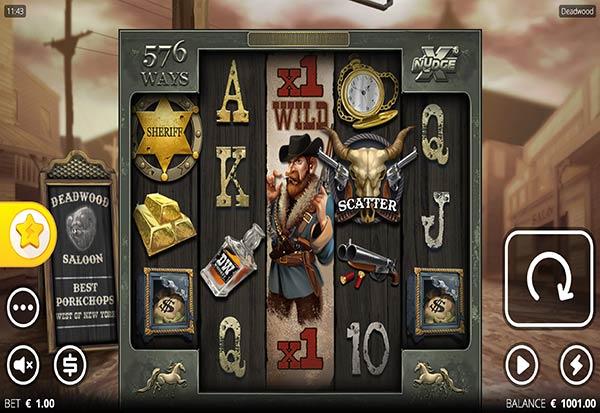 Deadwood 777 Slots Bay game