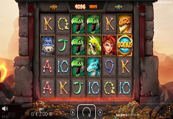 Dragon Tribe 777 Slots Bay game