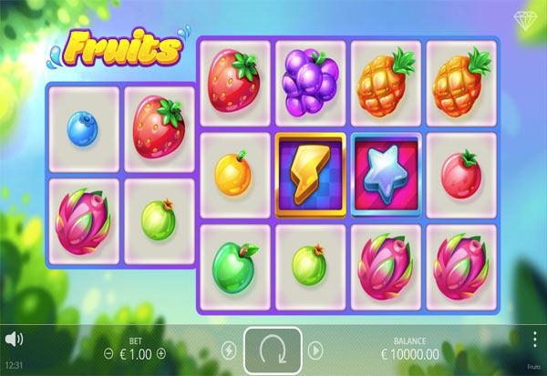 Fruits 777 Slots Bay game
