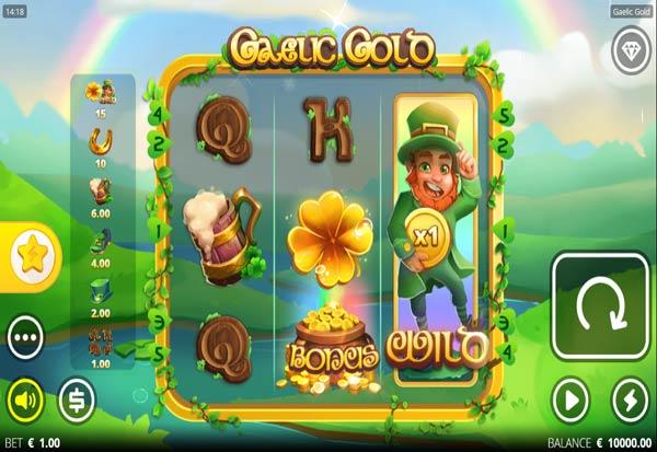 Gaelic Gold 777 Slots Bay game