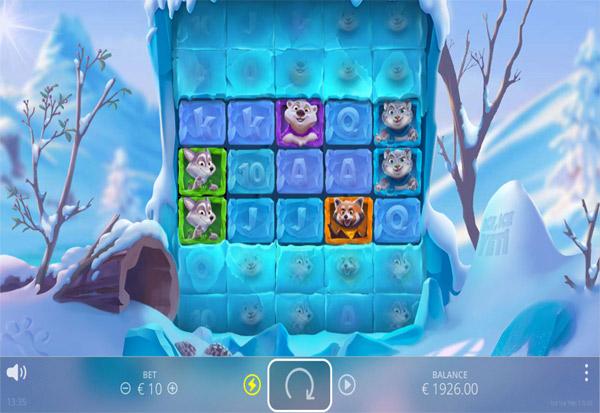 Ice Ice Yeti 777 Slots Bay game
