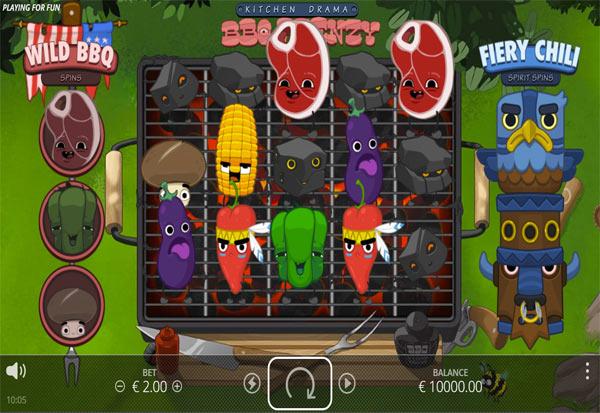 Kitchen Drama Bbq Frenzy 777 Slots Bay game