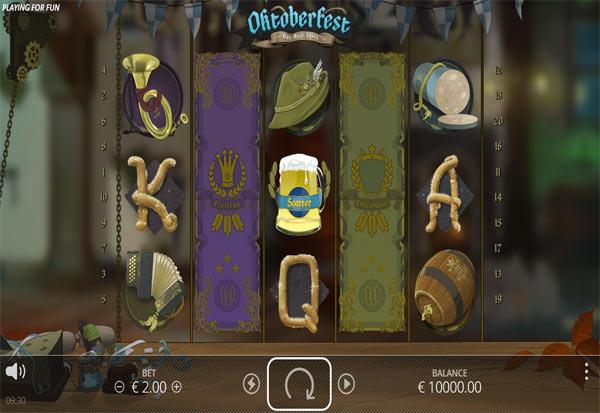 Oktoberfest 777 Slots Bay game