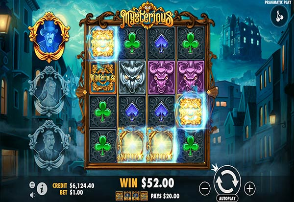 Mysterious 777 Slots Bay game