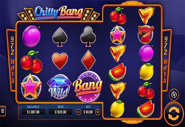 Chitty Bang 777 Slots Bay game
