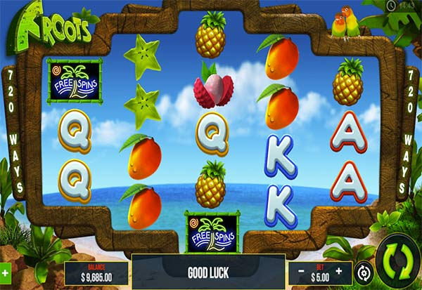 Froots 777 Slots Bay game