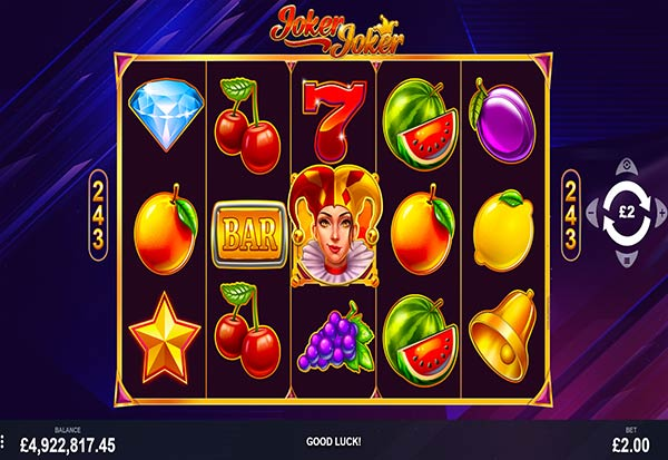 Joker Joker 777 Slots Bay game