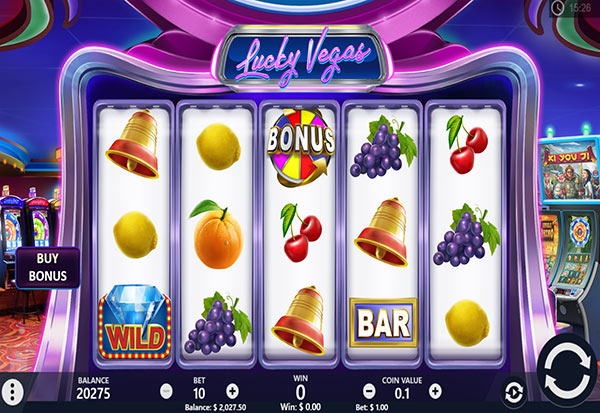 Lucky Vegas 777 Slots Bay game