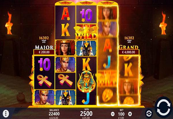 Luxor 777 Slots Bay game
