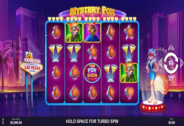 Mystery Fox 777 Slots Bay game