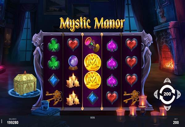 Mystic Manor 777 Slots Bay game