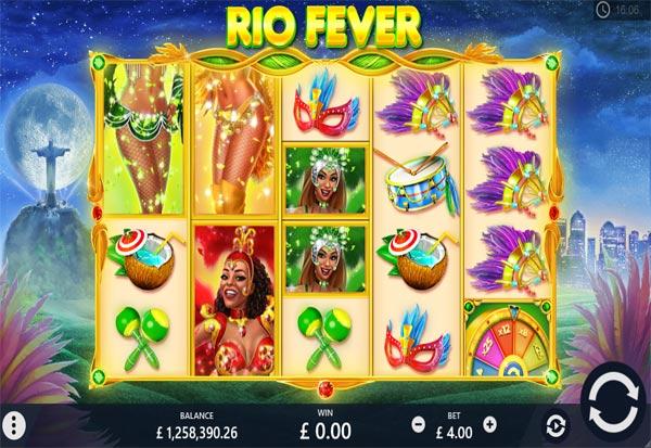 Rio Fever 777 Slots Bay game