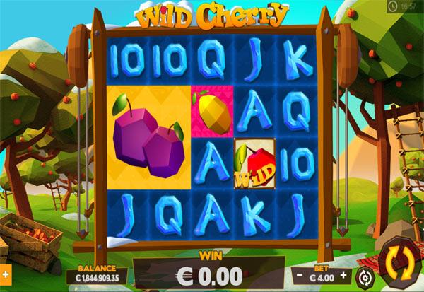 Wild Cherry 777 Slots Bay game