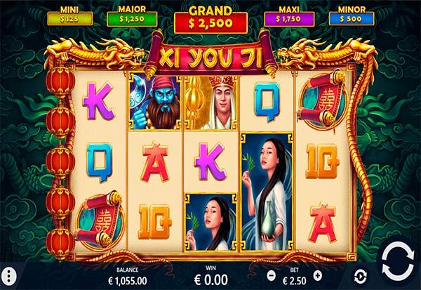 Xi You Ji 777 Slots Bay game