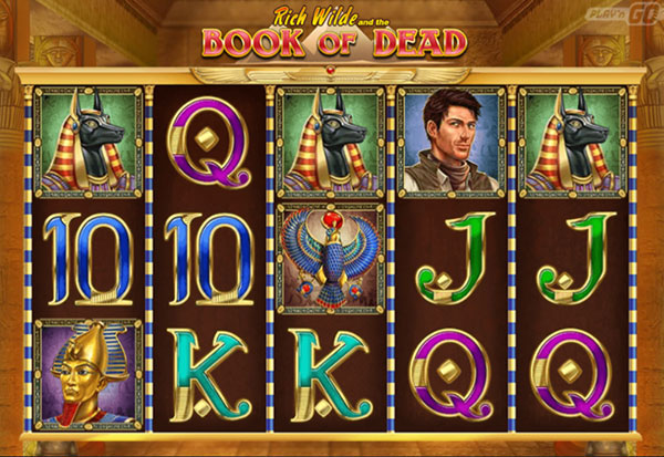 Book of dead 777 Slots Bay game