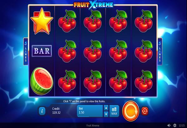 Fruit Xtreme 777 Slots Bay game