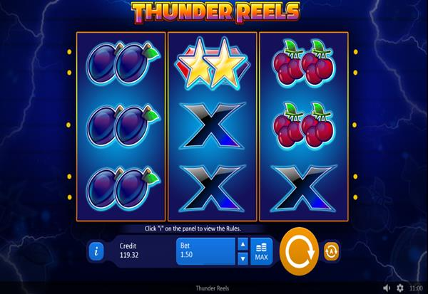 Thunder Reels 777 Slots Bay game