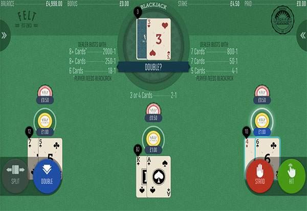 Buster Blackjack 777 Slots Bay game